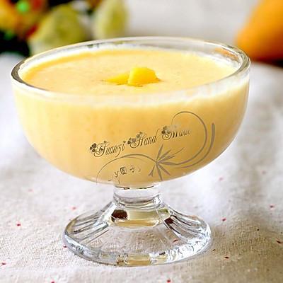 橘子芒果奶