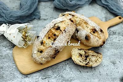 法式面包之橙香巧克力#挚爱烘焙·你就是MOF#