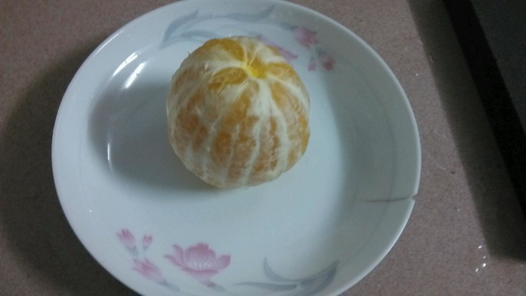 凉拌橙子的做法 !-- 图解1
