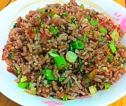 芹菜炒饭的做法