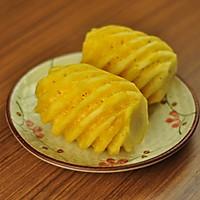 菠萝干的做法图解1