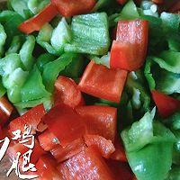 三丁炒鸡腿#金龙鱼外婆乡小榨菜籽油 最强家乡菜#的做法图解10