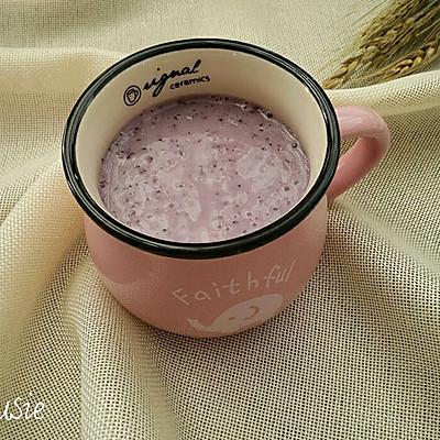 【减肥果蔬汁】蓝莓山药汁
