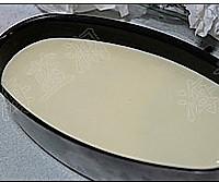 乳香细滑的轻乳酪蛋糕的做法图解11