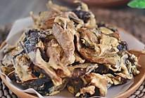 入口酥脆|家常超简单的美味椒盐蘑菇的做法