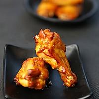 舌尖上的美食——蜜汁烤鸡腿的做法图解6