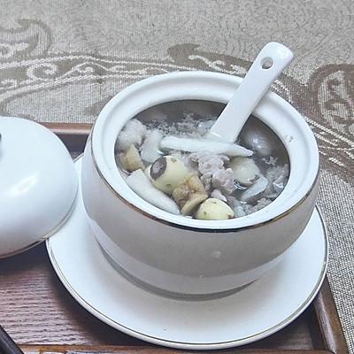 沙参玉竹瘦肉汤-有别于广东普通清补凉的清补凉