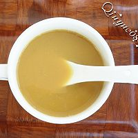 蜂蜜花粉奶茶的做法图解9