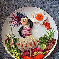 春暖花开趣味餐的做法图解15