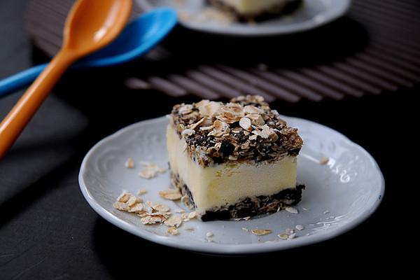 燕麦冰激凌Pie#新鲜新关系#的做法