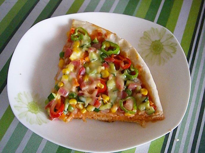 电饼铛披萨的做法的做法_【图解】电饼铛披萨的做法做