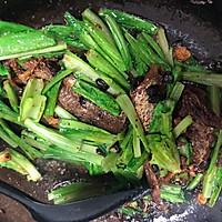 豆豉鲮鱼油麦菜———十分钟快手菜的做法图解7