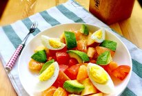 牛油果鸡蛋沙拉#舌尖上的春宴#的做法