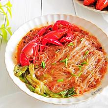 小龙虾麻辣粉