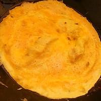 5分钟早餐【榨菜煎蛋】的做法图解4