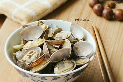 【深夜食堂】酒蒸蛤蜊