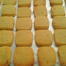 酸甜的柠檬饼干…清爽香甜酥脆…