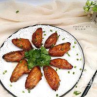 烤鸡翅+#舌尖上的春宴#的做法图解7
