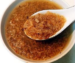 产妇美食·红糖炒米汤的做法