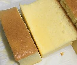 棉花蛋糕/古早蛋糕的做法