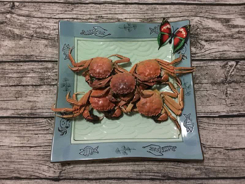 v河蟹河蟹小学生眼镜a河蟹食谱图片