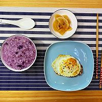 简单方便营养【紫薯粥】的做法图解4