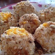 芒果糍饭团