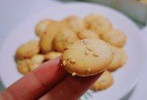 芝麻小饼干(超快手)的做法