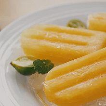 阳光橙汁冰棍 | 九阳知食