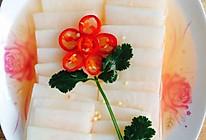 自制酸甜萝卜片的做法