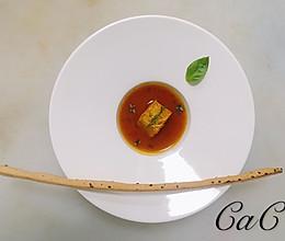 三文鱼咖喱汤的做法