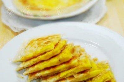 飞饼版鸡蛋灌饼