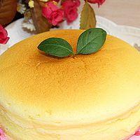 【番茄自制美食】轻乳酪蛋糕(6寸圆模)