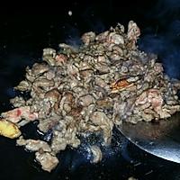 青椒牛肉的做法图解4