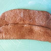 摩卡淡奶油吐司的做法图解7