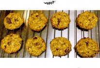 红枣燕麦饼干的做法