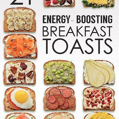吐司早餐的21种实验(未完待续)
