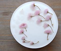[快厨房]樱花芝士蛋糕的做法