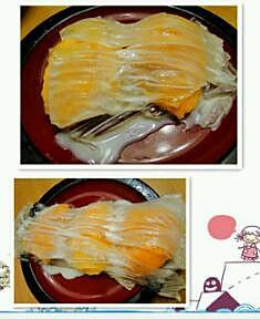 自制芒果肠粉的做法