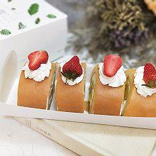 简单易操作的蛋糕卷