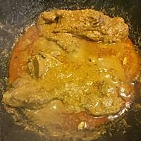 印度酸奶korma鸡肉焖肉,风味牛肉羊肉猪肉的做广州美食街图片