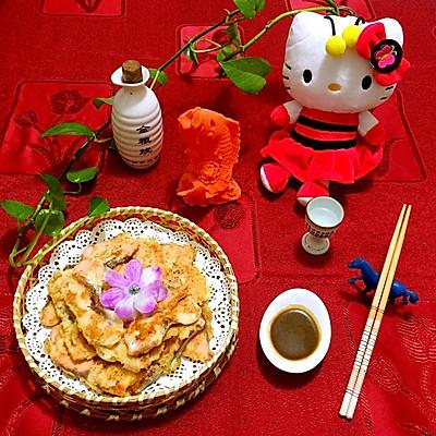 中式煎三文鱼
