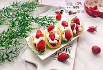 #精品菜谱挑战赛#草莓抱抱卷+春天的味道的做法