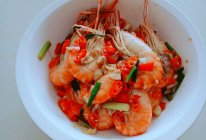 超级简单小炒基围虾的做法