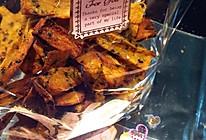 烤红薯片(地瓜)的做法