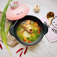 秋冬食补养生羊肉汤#Kitchenaid的美食故事#