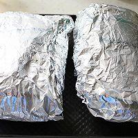 烤箱版盐焗鸡的做法图解4