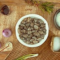花雕酒酿焖花蛤|美食台的做法图解1