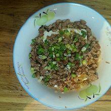 好吃的下饭菜 豆腐蒸榨菜肉末