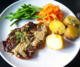 jamie's perfect steak 超完美牛排的做法